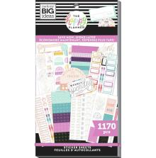 Me & My Big Ideas Happy Planner Sticker Value Pack - Save Now Spend Later