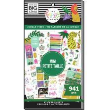 Me & My Big Ideas Happy Planner Sticker Value Pack - Jungle Vibes MINI