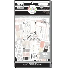 Me & My Big Ideas Happy Planner Sticker Value Pack - Sophisticated Florals