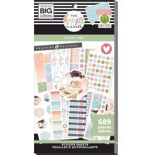 Me & My Big Ideas Happy Planner Sticker Value Pack - Faith Be Still 689
