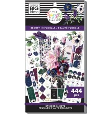 Me & My Big Ideas Happy Planner Sticker Value Pack - Beauty In Florals