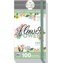 Me & My Big Ideas Mega Value Sticker Pack - Flower Power