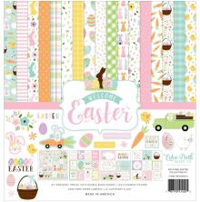 Echo Park Collection Kit 12X12 - Welcome Easter