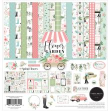 Carta Bella Collection Kit 12X12 - Flower Garden