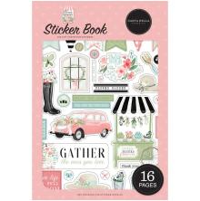 Carta Bella Sticker Book - Flower Garden