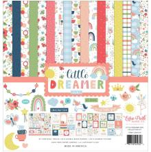 Echo Park Collection Kit 12X12 - Little Dreamer Girl