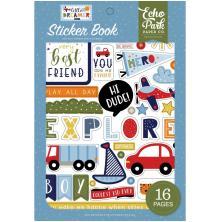 Echo Park Sticker Book - Little Dreamer Boy