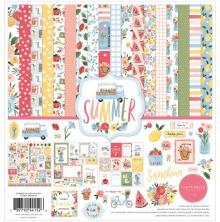 Carta Bella Collection Kit 12X12 - Summer