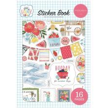 Carta Bella Sticker Book - Summer