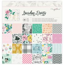 Maggie Holmes Paper Pad 12X12 48/Pkg - Garden Party
