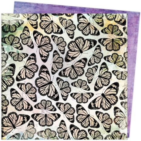 Vicki Boutin Color Study Double-Sided Cardstock - Pretty Things