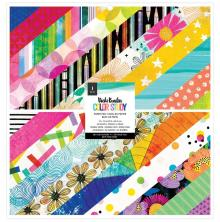 Vicki Boutin Double-Sided Paper Pad 12X12 24/Pkg - Color Study