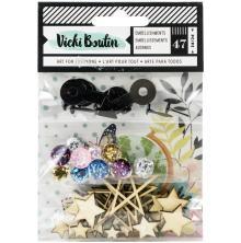 Vicki Boutin Embellishment Pack - Lets Wander
