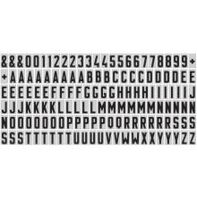 Tim Holtz Idea-Ology Mini Marquee Letters 144/Pkg