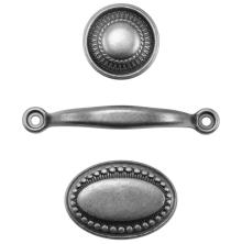 Tim Holtz Idea-Ology Mini Metal Hardware Pulls 3/Pkg