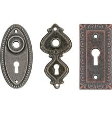 Tim Holtz Idea-Ology Metal Large Keyholes 3/Pkg