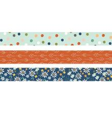 Simple Stories Washi Tape 3/Pkg - Safe Travels