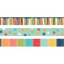 Simple Stories Washi Tape 3/Pkg - School Life