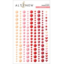 Altenew Enamel Dots 153/Pkg - Tea Party
