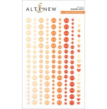 Altenew Enamel Dots 153/Pkg - Warm and Cozy