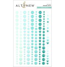Altenew Enamel Dots 153/Pkg - Sea Shore