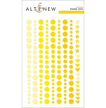 Altenew Enamel Dots 153/Pkg - Pocketful of Sunshine