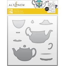 Altenew Stencil 6X6 - Tea for Two