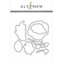 Altenew Die Set - Tranquility Rose