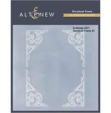 Altenew Embossing Folder - Storybook Frame 3D