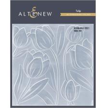 Altenew Embossing Folder - Tulip 3D