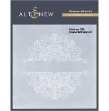 Altenew Embossing Folder - Ornamental Feature 3D