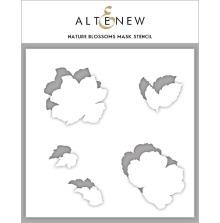Altenew Stencil 6X6 - Nature Blossoms Mask
