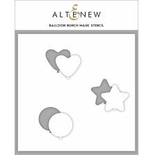 Altenew Stencil 6X6 - Balloon Bunch Mask