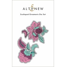 Altenew Die Set - Scalloped Ornaments