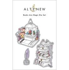 Altenew Die Set - Books Are Magic