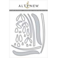 Altenew Die Set Craft A Flower - Snowdrops Layering