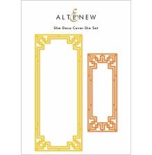Altenew Die Set - Slim Deco Cover