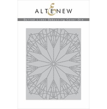 Altenew Die Set - Dotted Lines Debossing Cover