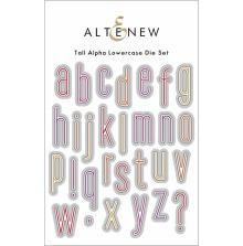 Altenew Die Set - Tall Alpha Lowercase