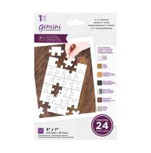 Gemini Multimedia Die 5 x 7 - Jigsaw