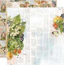 Simple Stories SV Farmhouse Garden Cardstock 12X12 - The Sweet Life