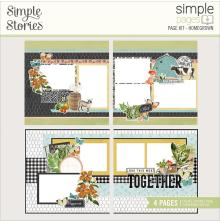 Simple Stories Simple Page Kit - SV Farmhouse Garden Homegrown