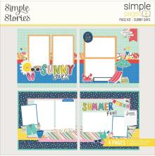 Simple Stories Simple Page Kit - Sunkissed Sunny Days