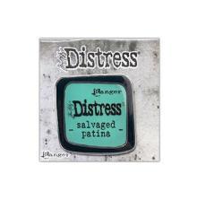Tim Holtz Distress Enamel Collector Pin - Salvaged Patina