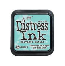 Tim Holtz Distress Ink Pad - Salvaged Patina