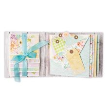 Sizzix Thinlits Dies - Card, Waterfall & Tags