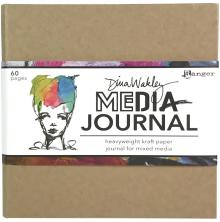 Dina Wakley Media Kraft Journal 6X6