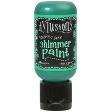 Dylusions Shimmer Paint 29ml - Polished Jade