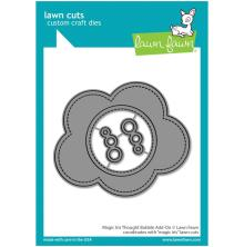 Lawn Fawn Dies - Magic Iris Thought Bubble Add-On