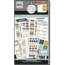 Me & My Big Ideas Happy Planner Sticker Value Pack - Rock This 694